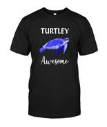 Turtle Gift T Shirt Love Turtles Women Men Youth 17 Dk - $17.99+