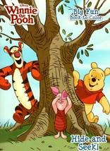 Disney Winnie the Pooh - Big Fun Book to Color - $5.93