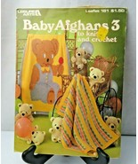Baby Afghans 3 to knit and crochet by Leisure arts crochet pattern - $8.00