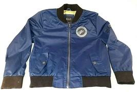 Ixtreme Flight Crew Jacket Space Shuttle Mission Coat Zip up - $14.95