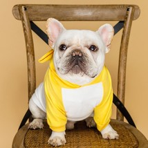 Cartoon Pet Dog Hoodie Cat Pet Clothes For Small Dogs French Bulldog Pup... - $576,59 MXN
