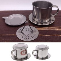 S/l Size Vietnamese Coffee Stainless Steel Pot - $16.65+