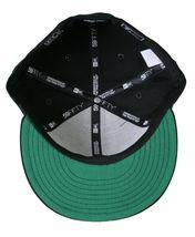 Rocksmith Team New Money 59FIFTY new Era Black Fitted Baseball Hat Cap image 7