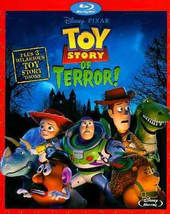 Toy Story of Terror! (Blu-ray Disc, 2014)