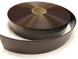 "2""x200' Ft Vinyl Patio Lawn Furniture Repair Strap Strapping - Dark Brown - $91.19"