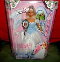 Vintage Mattel 2000 Princess Bride Barbie In Unopened Box - $20.00