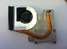 OEM HP PAVILION DV2000 DV2500 HEATSINK FAN LAPTOP 455843-001 60.4S602.001 - $13.98