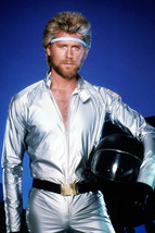 Barry Bostwick as Cmdr. Ace Hunter in Megaforce Cult TV Series 24x18 Poster - $23.99