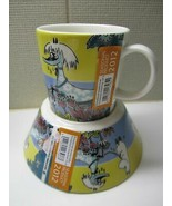 Moomin Mug and Bowl Primadonna's horse / Primadonnan hevonen 2012 * NOVITÀ - $125.24