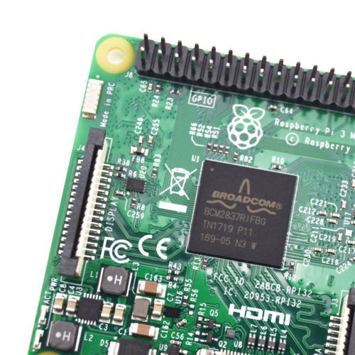 Original element14 raspberry pi 3 modell b/raspberry pi/raspberry/pi3 b/pi 3/...