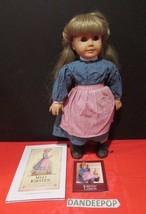 """American Girl Doll Meet Kirsten Larson 18"""" Doll With Book Pleasant Co Re... - $193.04"""