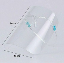 Safety Full Face Shield Reusable Washable Protection Cover Anti-Splash Guard image 4