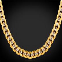 HipHop Gold s 9MM Platinum 18K Real Gold T-toe Plated Big Chuy laces Cuba Li N19 - $25.99+