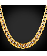 HipHop Gold s 9MM Platinum 18K Real Gold T-toe Plated Big Chuy laces Cub... - $25.99+