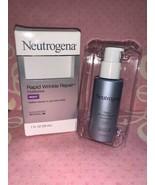Neutrogena Rapid Wrinkle Repair Moisturizer Night w/Retinol SA 1 fl. oz.... - $24.20