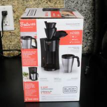 Brew N' Go Coffeemaker with Travel Mug Included - $10.00