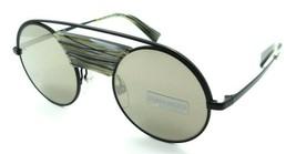 Alain Mikli Sunglasses A04002N 004/6G 47-23-135 Black Muticolored Thread... - $85.36