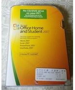 Microsoft Office Home and Student 2007,SKU 79G-00007,Full,Word,Excel,Pow... - $47.40