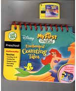 Leap Frog - My First LeapPad -Disney Enchanted Counting Tales - $4.50