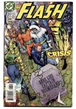 Flash #217-2005-First appearance of RAINBOW RAIDERS - Comic Book - $24.83