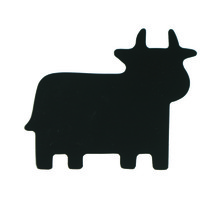 Cow Cutouts Plastic Shapes Confetti Die Cut Free Shipping - $6.99