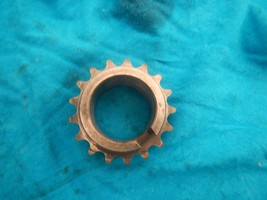 Timing Cam Chain Drive Gear 1976 76 Yamaha TT500 Tt 500 Xt - $12.97