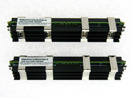 4GB (2x2GB) DDR2 667MHz ECC Fb Dimm Pour Apple Mac Pro