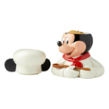 "11"" High Mickey Mouse Cookie Jar -  White Chef Design - Licensed Disney Decor image 4"