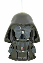 "Hallmark Disney 4"" Star Wars Darth Fader Decoupage Christmas Tree Ornament NWT"