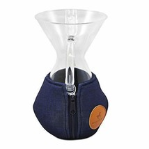 Blue Horse Cozy for Chemex Coffee Maker (8-Cup Glass (8 Cup Glass Handle) - $42.54