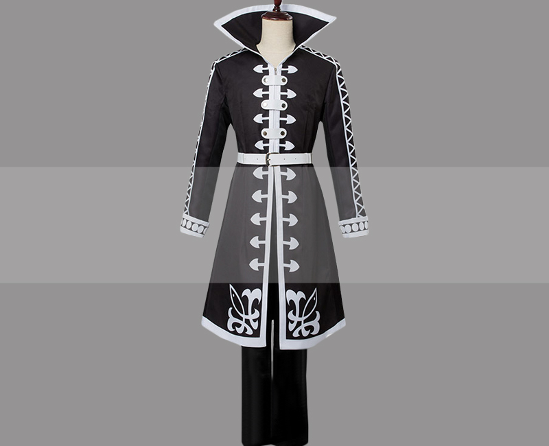 Customize Fairy Tail Zeref Dragneel Emperor Outfit Cosplay Costume Buy