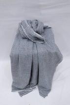Alpaca Wool Blanket Throw, Handmade Alpaca Blanket Shawl,  Cashmere Alpa... - $87.35