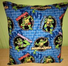 Ninja Turtles Pillow TMNT (Wall)  Leonardo , Michelangelo , Raphael , Do... - $9.99