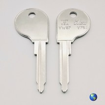 VW67 Key Blanks for Various Models by Volkswagen (4 Keys) - $9.95