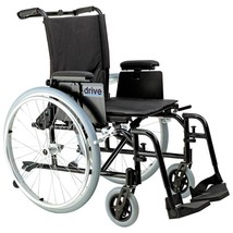 Drive Medical Cougar Ultra Wheelchair With Footrests 18'' - $603.24