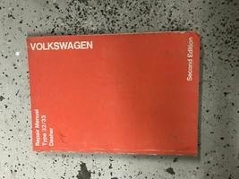 1974 1975 1976 1978 1979 VW VOLKSWAGEN DASHER Shop Service Repair Manual... - $19.75