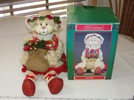 House Of Lloyd Weihnachten Around The World Flossie Porzellan Kopf Puppe... - $21.30