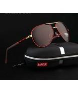 Aluminum Men's Pilot Sunglasses Men Polarized Coating Mirror Glasses Eye... - $17.99