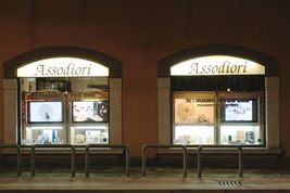 CIONDOLO MEDAGLIA ORO GIALLO 750 18K, SAN ANTONIO DA PADOVA 13 MM, MADE IN ITALY image 10