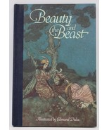 Beauty And The Beast Retold By Sir Arthur Quiller-Couch Hardback Mint Co... - $29.69