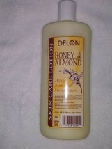 >>> DELON Honey & Almond Skin Car Lotion  20 FL Oz  - $13.29