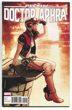Star Wars Doctor Aphra 1 Marvel NM Sara Pichelli Color Variant Darth Vader - $8.91