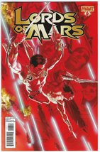 Lord or Mars#6 Alex Ross John Carter + Tarzan Dynamite Comics - 2014 - $4.95