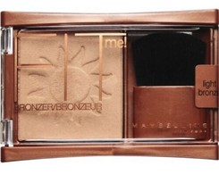 New Maybelline New York Fit Me Bronzer Light Bronze Sealed - $6.93