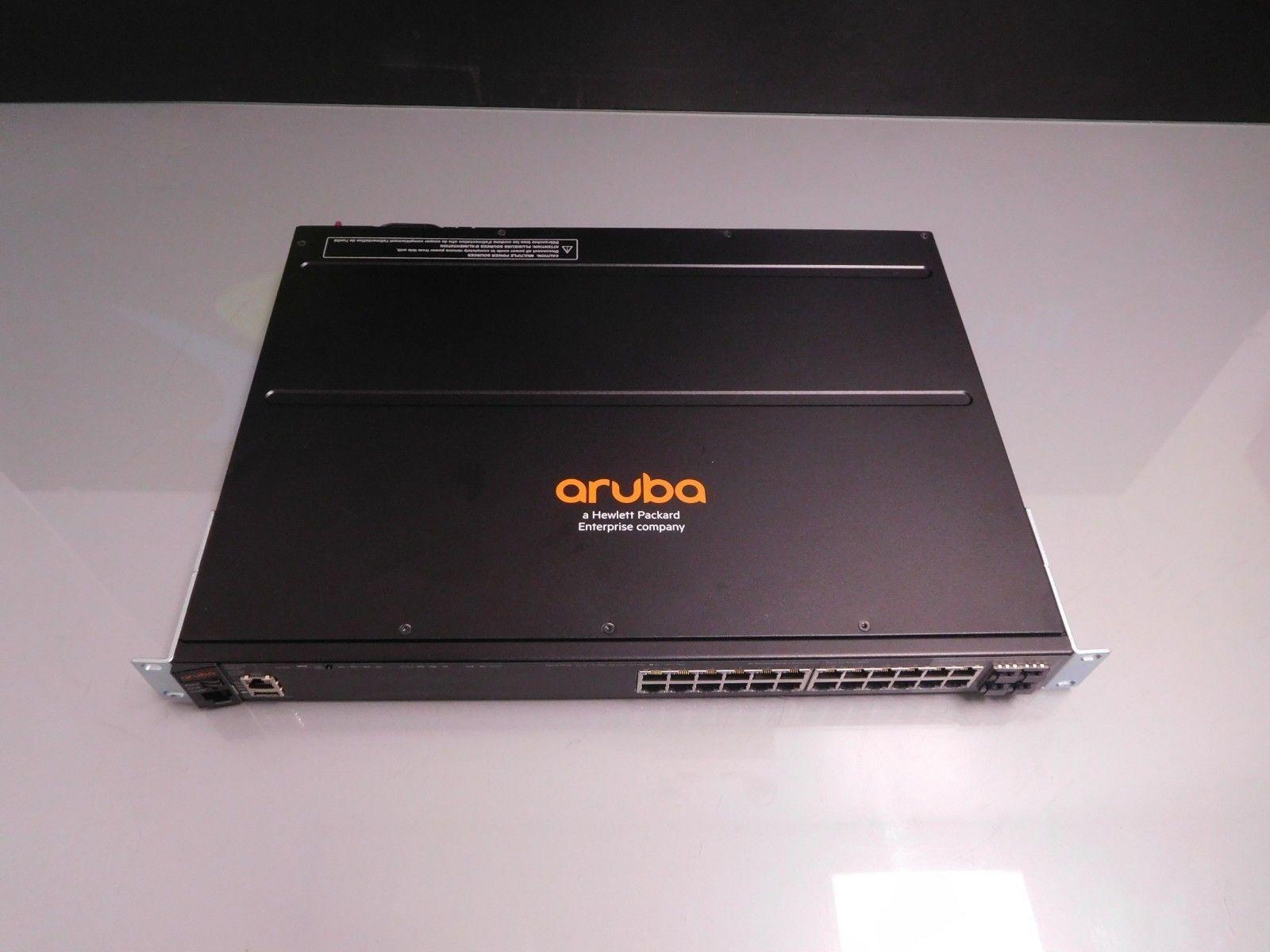 HP J9726A Aruba 2920-24G 24-Port Managed and 50 similar items