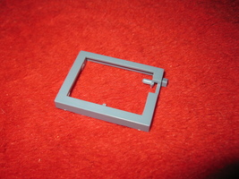1993 - 13 Dead End Drive Board Game Piece: Part 'P' Statue Rim - $3.00