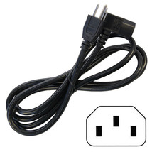 "HQRP 6' AC Power Cord for Samsung 19-72"" TV Mains Cable 3903-000467 3903-000144 - $16.61"