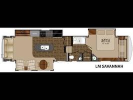 40' Heartland Landmark for Sale In Rockcrusher C.G. Crystal River, FL 34429 image 4