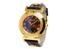 Versace P5Q80D598S497 vanity quartz ladies watch - $2,586.31