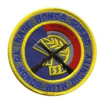 Genuine U.S. Air Force Patch: Base Honor Guard - Color With Hook Closure - $14.83
